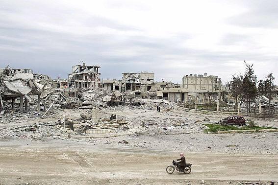 """Eröffnung der Foto-Ausstellung """"Back to Rojava"""" am 16.07.2016 zusammen mit medico international im Soziokulturellen Zentrum Zora e.V. in Halberstadt"""